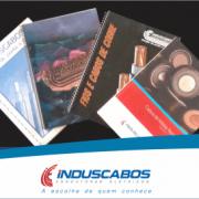 catálogos Induscabos 40 anos de história